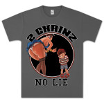 2 Chainz No Lie Album Cover T-Shirt