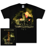 Three Days Grace Burning House T-Shirt