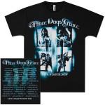 Three Days Grace Scream Squares 2011 Tour T-Shirt