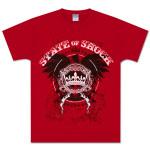 Red Eagle Crest T-Shirt