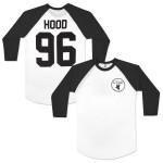 5SOS: Calum Football T-Shirt