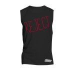 5SOS Reject Black Sleeveless Top