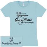 Grace Potter & The Nocturnals Vermont Girlie T-Shirt