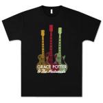 Grace Potter & The Nocturnals Guitar T-Shirt