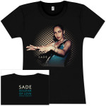 Sade Checkmate Girlie T-Shirt