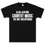 Alan Jackson Country Music T-Shirt