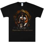Apocalyptic Nightmare Snake Charmer T-Shirt