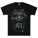Avenged Sevenfold Chain Coffin T-Shirt