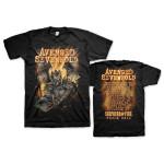Avenged Sevenfold Shepherd of Fire Tour T-Shirt