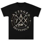 Avenged Sevenfold Crossing Over Tour T-Shirt