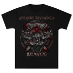 Avenged Sevenfold Battle Armor Tour T-Shirt