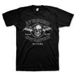 Avenged Sevenfold Hail To The King Classic Deathbat T-Shirt