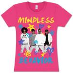 Mindless Behavior Doodle Girlie T-Shirt