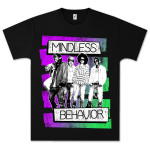 Mindless Behavior Cracked Stripes T-Shirt