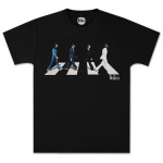 The Beatles Abby Walk T-Shirt