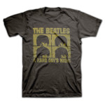 The Beatles Hard Day's Night Vintage Wash T-Shirt
