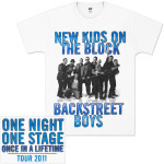 NKOTBSB One Night T-Shirt