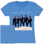 Backstreet Boys Sky High Girls T-Shirt