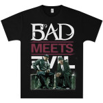 Bad Meets Evil Stacked T-Shirt