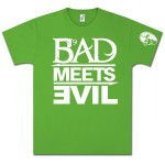 Bad Meets Evil St. Patrick's Day T-Shirt