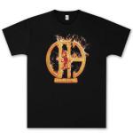 Dimebag Darrell CFH Logo Lightning Burst T-Shirt
