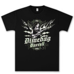 Dimebag Darrell Bolts Crest T-Shirt