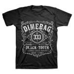 Dimebag Darrell Black Tooth T-Shirt