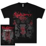 Buckcherry 2009 Butterfly Tour T-Shirt