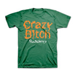 Buckcherry St. Paddy's Day Crazy Bitch T-Shirt