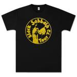 Black Sabbath Tour 73 Circle T-Shirt