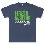 Blue Note Finest Jazz Stacked T-Shirt