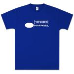 Blue Note Finest Jazz Logo on Royal Blue T-Shirt