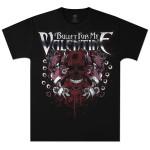Bullet For My Valentine Strapped Skull T-Shirt