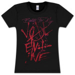 Bullet For My Valentine Paint Splatter Valentine Jr T-Shirt