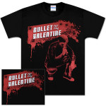 Bullet for My Valentine Red Guns T-Shirt