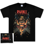Bullet for My Valentine Automatic T-Shirt