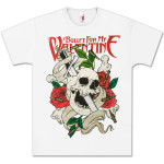Bullet For My Valentine Sword Skull T-Shirt