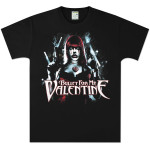 Bullet For My Valentine Gun Woman T-Shirt