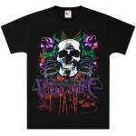 Bullet For My Valentine Skull Gun T-Shirt