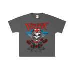 Bullet For My Valentine British Skull Youth T-Shirt