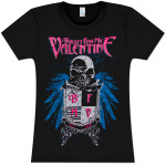 Bullet For My Valentine Coat Of Arms Girlie T-Shirt