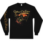 Children of Bodom Pirate Skeleton L/S Black Tee