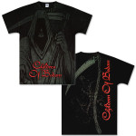 Children of Bodom Pointing Reaper All Over Black Tee