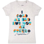 Capital Cities I Sold My Bed Babydoll T-Shirt
