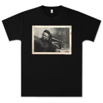 Capitol Records China T-Shirt on Black