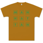Capitol Records Manhattan T-Shirt on Mustard