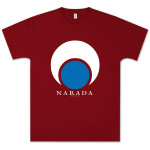 Capitol Records Narada T-Shirt on Red