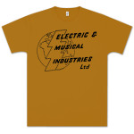 Capitol Records Original T-Shirt on Mustard
