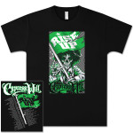 Cypress Hill Dr. Greenthumb Rise Up T-Shirt