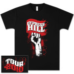 Cypress Hill Rebel T-Shirt